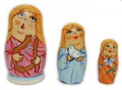 Angels Babushka Dolls