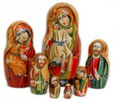 Axion Estin 7 pc Nesting Dolls
